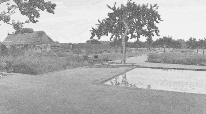 Jardin Plume : Le coupeur de roseaux